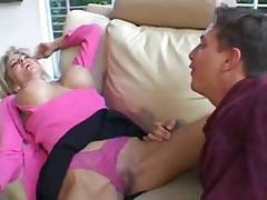blonde mature and young guy part2 by jackass video